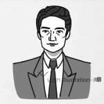 Business man / ビジネスマン