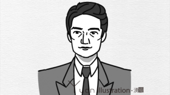 Title : Business man / ビジネスマン Credit : Yuan Date : Mar 2015 Art : Disital