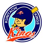 Kunitachi Kings Baseball team character / 国立キングス チームキャラクター